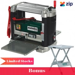 Metabo DH 330 - 240V 1800W Bench Thicknesser With Stand 0200033019 Thicknessers