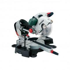 Metabo KGS 254 Plus - 240V 2000W 254mm Sliding Compound Mitre Saw 0102540300