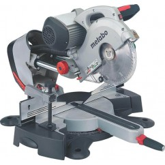 Metabo KGS254I - 240V 1800W 254mm Sliding Crosscut Mitre Saw 0102540200 240V Mitre & Compound Mitre Saws