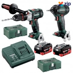 Metabo SBSSD200BL MHD8.0 - 18V 8.0Ah Brushless Cordless 2 Piece Combo Kit AU68902380