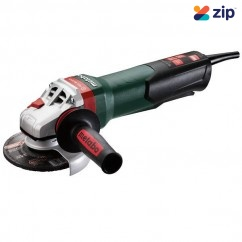 Metabo WPB 12-125 Quick - 240V 125mm 1250W Paddle Switch Angle Grinder 600428190 125mm Grinders
