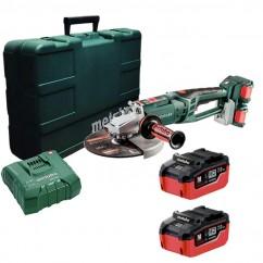 Metabo WPB 36-18 LTX BL 230 Kit - 36V (2x18V) 7.0Ah 230mm Cordless Brushless Angle Grinder Kit