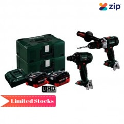 Metabo SB SSW 300 BL M HD 5.5 + 4.0 - 18V 5.5Ah Brushless Cordless 2 Piece Combo Kit AU68202554 18V Brushless Combo Kits