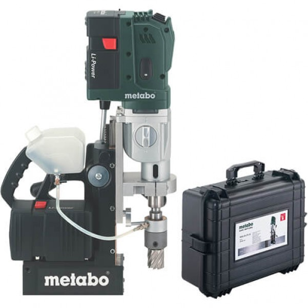 Metabo MAG 28 LTX 32 - 28V Cordless Electromagnetic Core Drill600334500