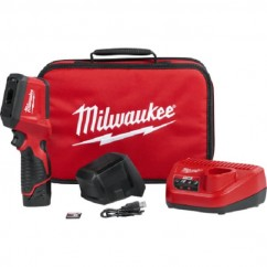 MILWAUKEE 2258-21 - 12V M12 7.8KP Thermal Imager Kit Cordless Scanners & Detectors