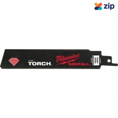 "Milwaukee 48001440 - 150mm 6"" Diamond Grit The Torch Sawzall Blade Reciprocating Saws"