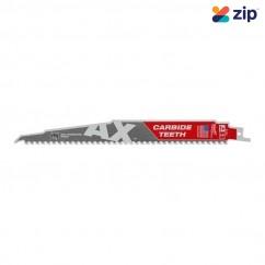 Milwaukee 48005226- 230mm 5TPI AX with Carbide Teeth SAWZALL Blade Milwaukee Accessories