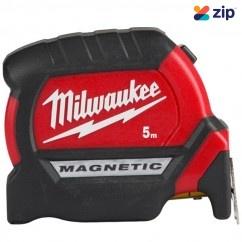 Milwaukee 48220505 - 5m Compact Magnetic Tape Measure