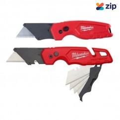 Milwaukee 48221503 - Fastback 2 Pack Flip Utility Knife Set