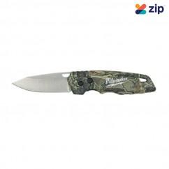 Milwaukee 48221524 - Fastback Camo Folding Knife Cutting Knives