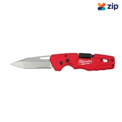 Milwaukee 48221540 - Fastback 5-in-1 Multi-Function Folding Knife Cutting Knives