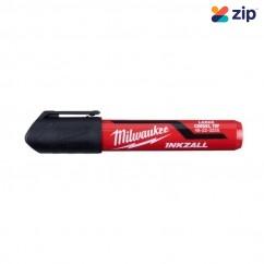 Milwaukee 48223255 - InkzalL Large Chisel Tip Black Marker Markers & Pens