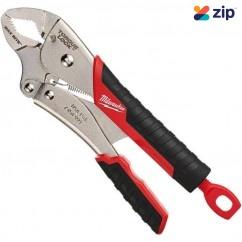 "Milwaukee 48223710 - 254mm (10"") Torque Lock Plier with Maxbite DG Hand Tools"