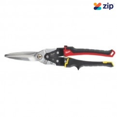 Milwaukee 48224037 - Long Straight Cutting Snips Milwaukee Accessories