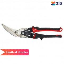 Milwaukee 48224038 - Left Offset Cutting Snips Milwaukee Accessories