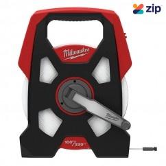 Milwaukee 48225211 - 100m (300ft) Open Reel Long Tape Milwaukee Accessories