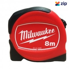 Milwaukee 48225500 - 8m x 25mm Trade Tape Measure Milwaukee Accessories
