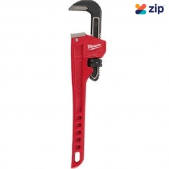 """Milwaukee 48227114 - 355mm (14"""") Steel Pipe Wrench"""