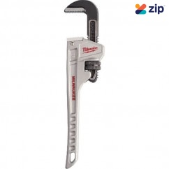 """Milwaukee 48227210 - 254mm (10"""") Aluminum Pipe Wrench Wrench"""