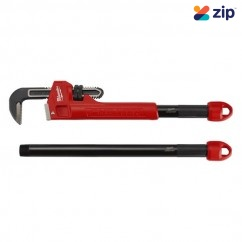 Milwaukee 48227314 - 3-In-1 Adjustable Cheater Pipe Wrench