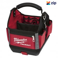 "Milwaukee 48228310 - 254mm (10"") Packout Jobsite Storage Tote"