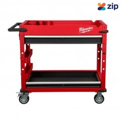 """Milwaukee 48228591 - 40"""" 2-Drawer Mobile Workstation Trolley Tool Chests & Trolleys"""