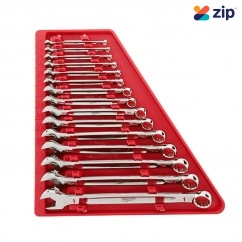 Milwaukee 48229415 - 15pce MAX BITE SAE Combination Wrench Set