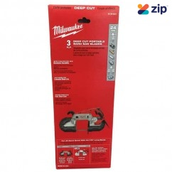 Milwaukee 48390531 - 1140 x 24TPI Portable Deep Cut Bandsaw Blade Milwaukee Accessories
