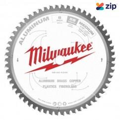 """Milwaukee 48404345 - 203MM (8"""") 58T Aluminum Cutting Circular Saw Blade Circular Saw Blades"""