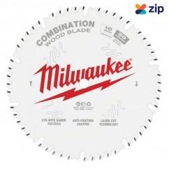 "Milwaukee 48408026 - 254mm (10"") Combination 50T Circular Saw Blade Milwaukee Accessories"