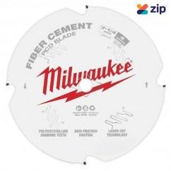 "Milwaukee 48409000 - 184mm (7-1/4"")  PCD / Fibre Cement Circular Saw Blade Milwaukee Accessories"