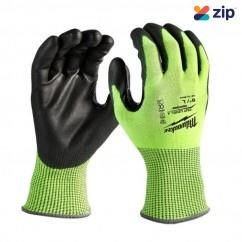 Milwaukee 48738940 - S High Visibility Cut Level 4 Gloves Gloves