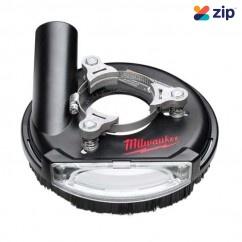 "Milwaukee 49406100- 101-125mm (4""-5"")Universal Surface Grinding Dust Shroud Milwaukee Accessories"