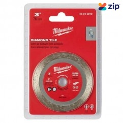 Milwaukee 49943010 - 76mm Diamond Tile Blade