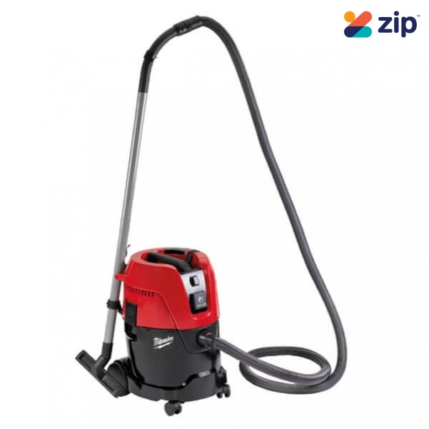 Milwaukee AS2-250ELCP - 240V 25L Wet/Dry L-Class Dust Extractor Dust Extractors for Power Tools