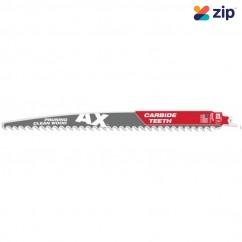 Milwaukee 48005233 - 305mm 3TPI Carbide Teeth SAWZALL AX Saw Blade