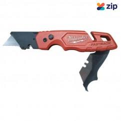 Milwaukee 48221502 - Fastback Flip Utility Knife With Blade Storage
