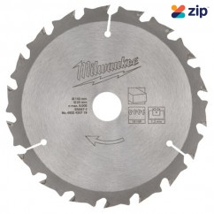 Milwaukee 4932430719 - 140mm 18T Endurance Circular Saw Blade