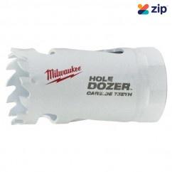 "Milwaukee 49560708 - 29mm (1-1/8"") HOLE DOZER with Carbide Teeth Hole Saw Milwaukee Accessories"