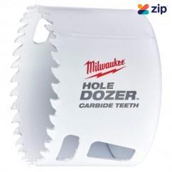 """Milwaukee 49560731 - 70mm (2-3/4"""") HOLE DOZER with Carbide Teeth Hole Saw"""