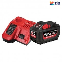 Milwaukee M18HOSP-121B - 12.0Ah REDLITHIUM-ION Battery and Charger Starter Pack Categories