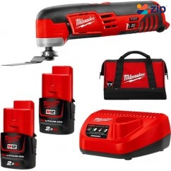 Milwaukee C12MT-202B - 12V Cordless Multi-Tool 2.0Ah Kit Combo Kits up to 12v