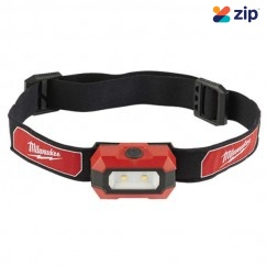 Milwaukee HL-LED - 300 Lumens Slim Headlamp Lamp with Replaceable Batteries