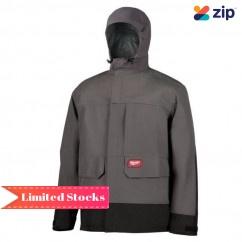 Milwaukee HYDROJKTX-0 - Workwear Hydrobreak Rainshell Jacket Jackets