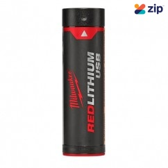 Milwaukee L4B2 – REDLITHIUM USB Battery Torch with Replaceable Batteries