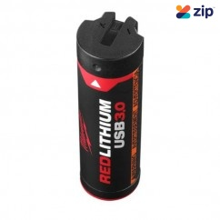 Milwaukee L4B3 - 4V 3.0Ah Red Lithium USB Battery Batteries