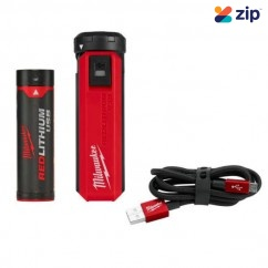 Milwaukee L4PPS-201 - USB Portable Power Source & Charger Kit