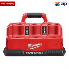 Milwaukee M12-18C3 - 12V/18V Rapid Charger Station Batteries & Chargers