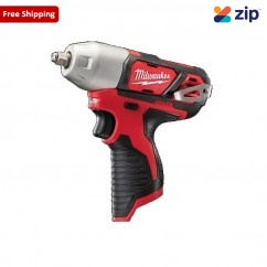 """Milwaukee M12BIW38-0 12V 3/8"""" Drive Impact Wrench Skin Skins - Impact Wrenches Square Drive"""