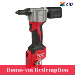 Milwaukee M12BPRT-0 - 12V M12 Pop Rivet Tool Skin